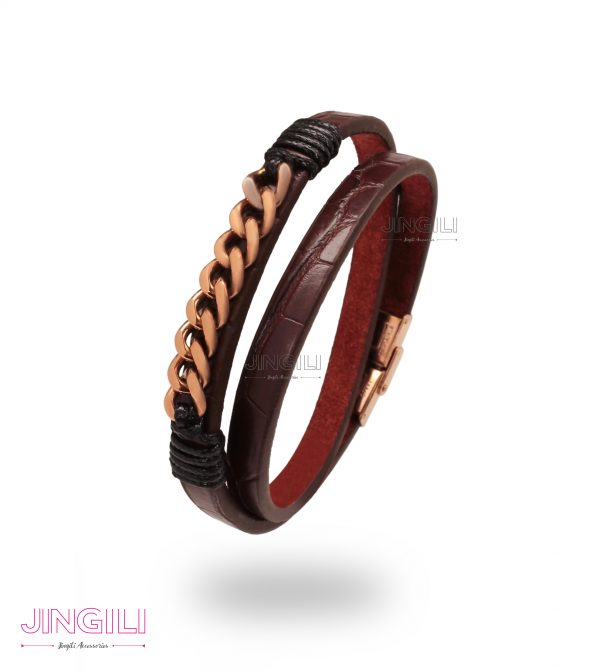 دستبند مردانه کارتیه