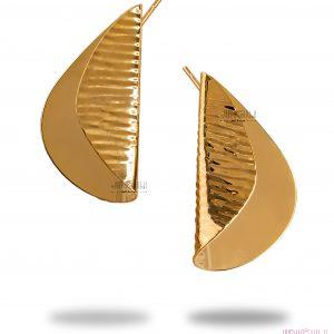 گوشواره زنانه طلایی