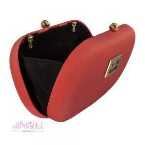 کیف زنانه دستی صورتی